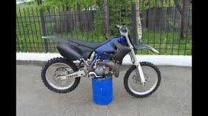 Yamaha YZ125 2004 - YouTube