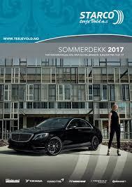 Sommerdekk 2017 - Terje Vold AS by Terje Vold AS - issuu