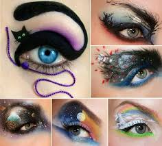 trying new eye make ups is every 39 s hobby but here are some eye make ups that will surprise you these eye make ups are totally crazy yet quite