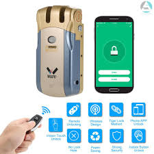 [ready stock]WAFU HF-<b>010W WiFi Smart</b> Door Lock Tuya / SmartLife ...