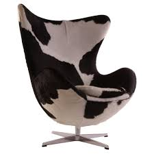 arne jacobsen egg chair replica in cowhide arne jacobsen designers modern classics commercial furniture arne jacobsen style egg