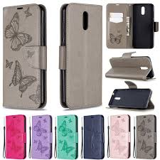 Flip <b>Leather Case for</b> Fundas Nokia 1.3 2.3 2.2 6.2 7.2 Case 3D ...