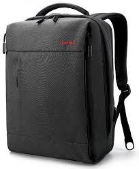 <b>Рюкзак Tigernu</b> городской 14 дюймов, цвет: черный, артикул: <b>T</b> ...