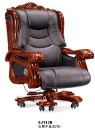 sj1130 deluxe genuine leather president office chair china manufacturer supplier exporter china ce approved office furniture