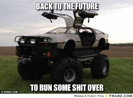 back to the future... - Meme Generator Captionator via Relatably.com