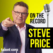 Steve Price - On The Record