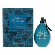 Authentic <b>Agent Provocateur Blue Silk</b> Perfume By Agent ...