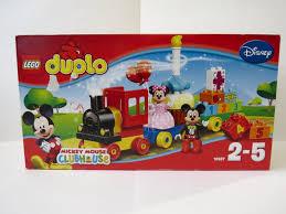 Обзор от покупателя на <b>Конструктор LEGO</b>® <b>DUPLO</b>® <b>Disney</b> ...