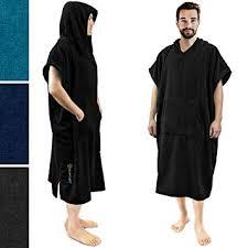SUN CUBE Surf Poncho Changing Robe with Hood ... - Amazon.com