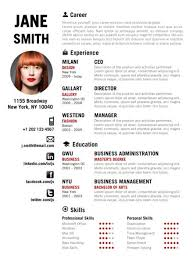 find the red creative resume template on   cvfolio com    find the red creative resume template on   cvfolio com