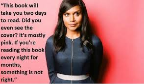 Mindy Kaling's quotes, famous and not much - QuotationOf . COM via Relatably.com