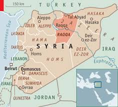 Image result for syria city map