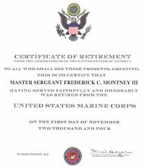 bio of frederick c montney iii resume · red white and blue watch at 2 18 into it · marine corps heritage brick