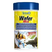 <b>Корм для рыб Tetra</b> TetraWafer Mix корм-чипсы для всех донных ...