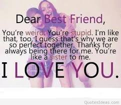 Best Friend Quotes For Best Friend Quotes Collections 2015 135239 ... via Relatably.com