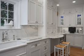 painted white shaker cabinets oa shaker cabinets white kitchen traditional with bar sink bin pulls