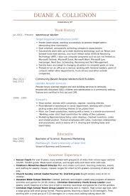 warehouse worker resume samples   visualcv resume samples databasewarehouse worker resume samples