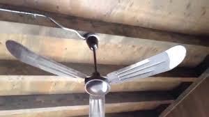 56 brown canarm industrial ceiling fan canarm 56 ceiling fan