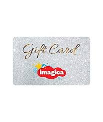Imagica Gift Card - Rs.3600 : Amazon.in: Gift Cards