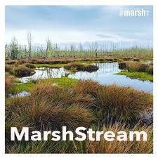 MarshStream, a podcast from The Marsh