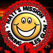 Matts <b>Mission Children's</b> Charity - Making Smiles Glow - Home ...