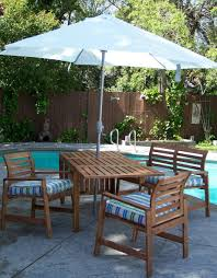 table chairs umbrella xcoixs
