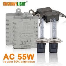 CNSUNNYLIGHT Xenon H7 H11 H8 AC HID Kit <b>4300K 6000K</b> ...