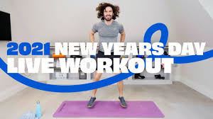 <b>New Years Day</b> 2021 Live Workout | The <b>Body</b> Coach TV - YouTube