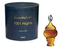 <b>Парфюмерная</b> вода <b>AJMAL</b> 1001 NIGHTS купить в интернет ...