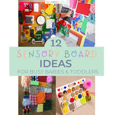 12 Sensory <b>Board DIY</b> Ideas for Busy <b>Babies</b> and Toddlers ...