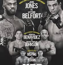 UFC 152 Vitor Belfort x Jon Jones