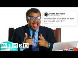 Neil deGrasse Tyson Answers Science Questions From Twitter ...