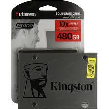 <b>SSD</b> диск <b>Kingston</b> A400 480 Гб SA400S37 / 480G SATA — купить ...
