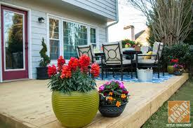 patio decorating ideas garden