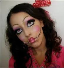 doll make up can open her mouth round cheeks and big eyes doll makeup dolls and creepy dolls