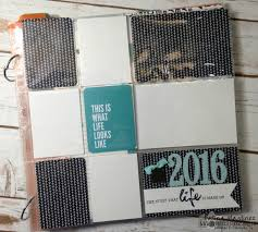 my project life plan 2016 loving life s little blessings project life 2016 title page