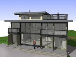 Shipping Container House Home Plans and Container City Designs