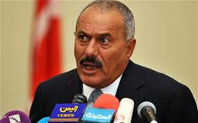 Ali Abdullah Saleh Sana'a, March 12 : Yemeni President Ali Abdullah Saleh has ordered the National Defence Council to prepare for transferring of power to ... - ali-abdullah-saleh_5