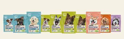 <b>Сухой корм</b> для щенков и взрослых собак <b>Purina Dog</b> Chow | <b>Purina</b>