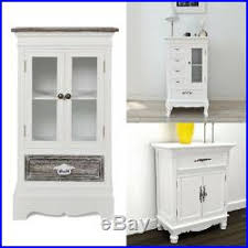 Cabinet Storage with Doors Drawers Shelf Cupboard Standing Units ...