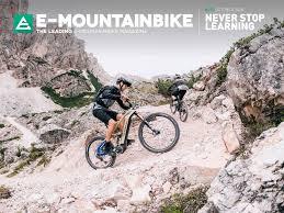 E-MOUNTAINBIKE Magazine