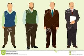 business casual attire clipart clipart kid bald business men wearing suits and business casual clothing