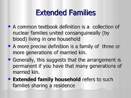 family and household  influence of postmarital residence