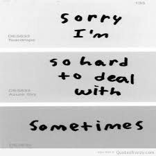 Apology Quotes And Sayings. QuotesGram via Relatably.com