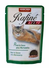 <b>Animonda паучи</b> д/кошек <b>rafine</b> soupe <b>adult</b>- Купить в СПБ по ...