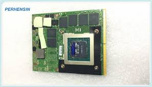 <b>For MSI 16F3 16F4</b> 1762 1763 GT70 GT60 GE72 Series GTX 970M ...