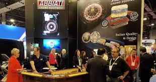 Abbiati to display at G2E its casino currency products with <b>new</b> ...