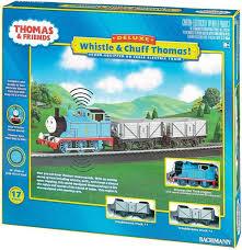 <b>Thomas & Friends</b> Whistle & Chuff Thomas HO Scale <b>Electric</b> Train ...