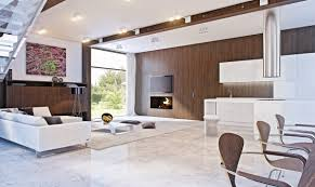 beautiful home designs with mod retro marble white and brown large living area also stylish armchairs beautiful brown living room