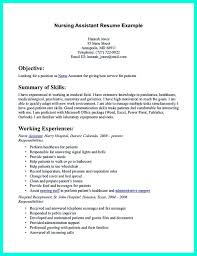 sample cna resume examples sample cna resume examples cover letter